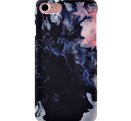 For Apple iPhone 7 7Plus 6S 6Plus Case Cover Ink Painting Pattern Painted PC Material Phone Case