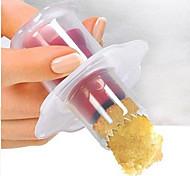 Недорогие -1шт новая кухня кекс пробоотборник толкатель резак торт тесто украшая Делитель прессформы кухни выпечки инструменты