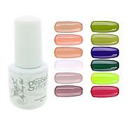 cheap -Nail Polish UV Gel  0.005 1 UV Color Gel Classic Soak off Long Lasting  Daily UV Color Gel Classic High Quality