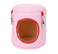 cheap -Rodents Hamster Cotton Beds Blue Pink