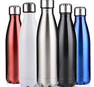 cheap -Double Wall Vacuum Insulated Stainless Steel Water Bottle Perfect For Outdoor Sports Camping Hiking Cycling