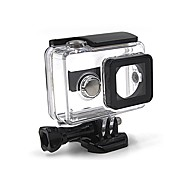 cheap -TELESIN Underwater Diving 30M Waterproof Protective Frame Housing Case Lens Cover Box for Xiaomi YI Action Camera