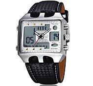 abordables -Hombre Cuarzo Digital Reloj digital Reloj de Pulsera Reloj Militar Reloj Deportivo Gran venta Aleación Banda Lujo Vintage Casual Moda