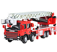 Игрушечные машинки Игрушки Пожарная машина Игрушки Выдвижной Грузовик Металл Классический и неустаревающий Изысканный и современный Куски