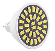 ywxlight® gu5.3 (mr16) вел прожектор mr16 32 smd 5733 500-700 lm теплый белый холодный белый декоративный AC 220-240 переменного тока 110-130 v