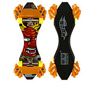 Недорогие -Мини скейтборды и велосипеды Хобби и досуг Роликобежный спорт ABS Пластик Желтый Для мальчиков Для девочек