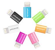 Недорогие -яблоко MFI сертифицированный микро USB молнии зарядное устройство синхронизации данных для Iphone 7 6s 6 плюс SE 5S 5 / Ipad (2 см)