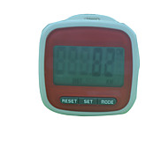 cheap -Pedometers Automatic LCD Display Battery ABS