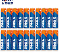 High Quality Lr03 Lr6  Pkcell R6P Aaa Alkaline Battery 1.5V 20 Pack