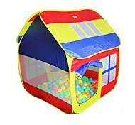 Недорогие -Игровые тенты и тоннели Ролевые игры Игрушки Игрушки Оригинальные XL Нейлон Мальчики Девочки Куски