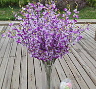 cheap -1 Branch Plastic Others Floor Flower Artificial Flowers