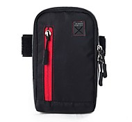 L Armband Shoulder Bag Belt Pouch/Belt Bag for Leisure Sports Cycling/Bike Camping & Hiking Fitness Traveling Running Jogging Sports Bag