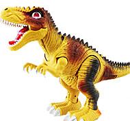 Драконы и динозавры Игрушки Динозавры Юрский динозавр трицератопс Утка Динозавр Тиранозавр Рекс Животные Прогулки моделирование Мальчики