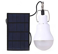 S-1200 130LM Portable Camping LED Light Solar Energy Bulb Lamp