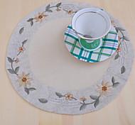 elegantes tapetes bordados de lino doilies en venta cocina& comida
