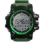 Недорогие -Смарт Часы YYXR05 for iOS / Android Сенсорный экран / Израсходовано калорий / Педометры Датчик для отслеживания активности / Датчик для