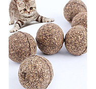 cheap -Catnip Toys Cat Teasers Durable Wood For Cat Kitten