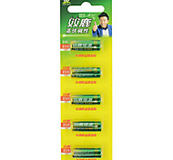 cheap -SHUANGLU 23A 12V Battery Alkaline 5 Pack