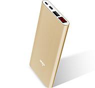Недорогие -Внешняя батарея Power Bank 5 V 1.5 A / 2.1 A / # Зарядное устройство с кабелем / Автоматическая регуляция силы тока / Прикуриватель LCD
