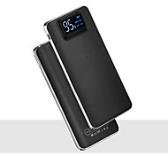 power bank external battery 4.7V 2.0A #A Battery Charger Flashlight Multi-Output Super Slim LCD