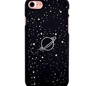 economico -Custodia Per Apple iPhone 8 iPhone 8 Plus Fantasia/disegno Per retro Cielo Paesaggi Resistente PC per iPhone 8 Plus iPhone 8 iPhone 7