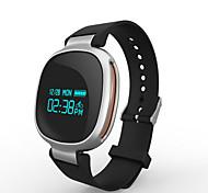hey e08 braceleiras inteligentes monitoramento dinâmico da freqüência cardíaca análise do sono múltiplos padrões de movimento mensagem push