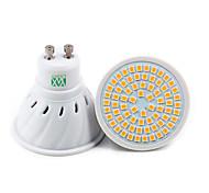 Недорогие -ywxlight® 7w gu10 gu5.3 (mr16) e26 / e27 светодиодный прожектор 72 smd 2835 500-700 lm теплый белый холодный белый естественный белый 110v / 220v