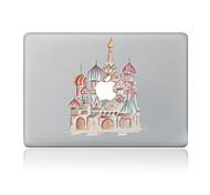 Недорогие -1 ед. Защита от царапин декорации Прозрачный пластик Стикер для корпуса Узор ДляMacBook Pro 15'' with Retina MacBook Pro 15 '' MacBook