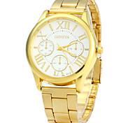 cheap -Women's Fashion Watch Wrist watch Quartz Alloy Band Vintage Gold