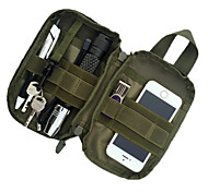 Hot Promotions Outdoor Tactical Waist Solid Sports Hunting Pack Belt Bag Camping Hiking Phone Pouch Wallet Hiking Fishing Climbing Riding