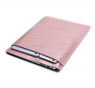 cheap -Sleeves for Solid Color PU Leather New MacBook Pro 13-inch MacBook Air 13-inch Macbook Air 11-inch MacBook Pro 13-inch with Retina display