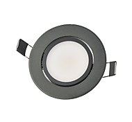 6W 2G11 LED Downlights Recessed Retrofit 1 COB 540 lm Warm White Cold White K Dimmable Decorative AC 220-240 AC 110-130 V