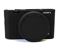 Dengpin Soft Silicone Armor Skin Rubber Camera Cover Case Bag for Sony RX100 M5 RX100M4 RX100M3 RX100M2 (Assorted Colors)