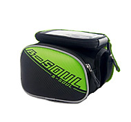 Bike Phone Bag Bike Frame Bag Waterproof  Zipper Wearable Phone/Iphone Touch Screen Bicycle Bag Cycle