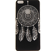For Huawei P8 Lite (2017) P10 Case Cover Wind Chimes Pattern HD Painted TPU Material IMD Process Phone Case P10 Lite Honor 6X Y5 II Y6 II