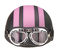 Mezzo casco Flessibile ABS Caschi Moto