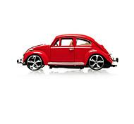 Недорогие -Игрушечные машинки Модель авто Классическая машинка Игрушки моделирование Музыка и свет Автомобиль Металл Сплав металла Куски