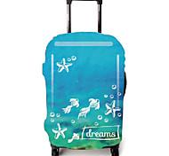 Недорогие -Чехол для чемодана Аксессуары для багажа для Аксессуары для багажа