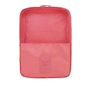 Органайзер для чемодана Дорожный мешок для обуви Водонепроницаемость Компактность Хранение в дороге Нейлон для Туфли для Путешествия На