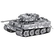 Jigsaw Puzzles 3D Puzzles Building Blocks DIY Toys Tank Metal Model & Building Toy