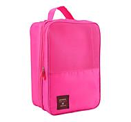Органайзер для чемодана Дорожный мешок для обуви Компактность Многофункциональный Двухслойные зонты Хранение в дороге для Туфли для