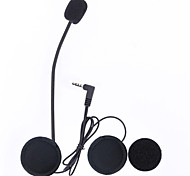 cheap -Vnetphone 3.5mm Jack Plug V6 intercom V4 Interphone Headset Accessories Earphone Stereo Suit for V6 Intercom V4 Helmet Interphone Accessories Parts