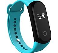 Недорогие -Yy a16 мужская женщина умный браслет / smartwatch / bluetooth ip67 частота сердечных сокращений монитор сна шагомер наручные часы для iOS