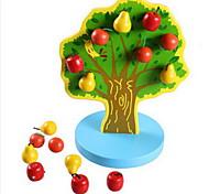 Недорогие -Конструкторы Обучающая игрушка Для получения подарка Конструкторы Дерево 2-4 года 5-7 лет Игрушки