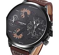 Недорогие -Муж. Для мужчин Нарядные часы Модные часы Наручные часы Часы-браслет Уникальный творческий часы Повседневные часы Спортивные часы