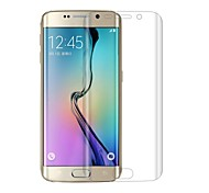 cheap -Screen Protector Samsung Galaxy for S6 edge plus S6 edge TPU 1 pc Front Screen Protector 2.5D Curved edge High Definition (HD)