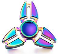 abordables -Toupies Fidget Spinner à main Haut débit Soulage ADD, TDAH, Anxiété, Autisme Jouets de bureau Focus Toy Soulagement de stress et