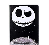 For Samsung Galaxy Tab A 9.7 A 7.0 E 9.6 Case Cover Cartoon Pattern Card Stent PU Material Flat Protection Shell