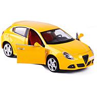 Недорогие -Машинки с инерционным механизмом Оригинальные и забавные игрушки Автомобиль Металл