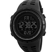 cheap -Men's Digital Digital Watch Wrist Watch Military Watch Sport Watch Japanese Alarm Calendar / date / day Chronograph Water Resistant /